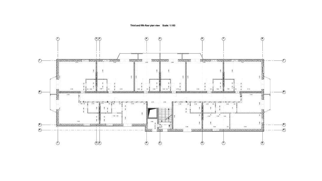 Construction Drawings for Architectural Projects