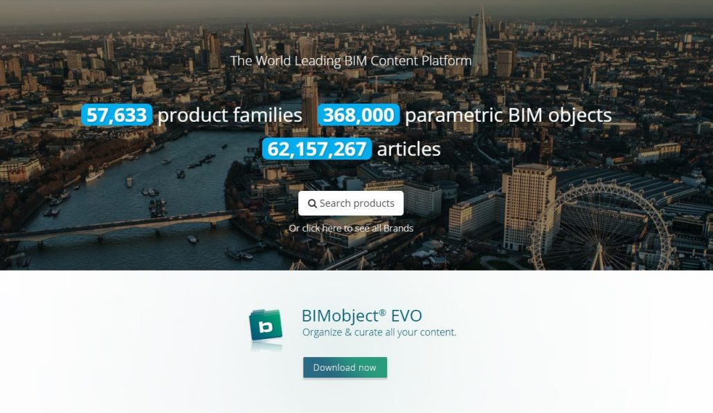 High-Quality Revit Families on BIMObject