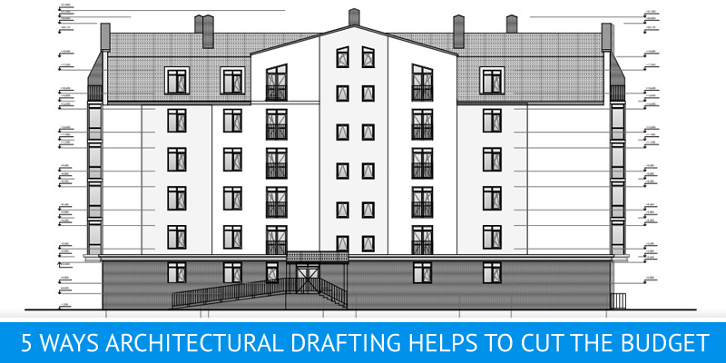 Drafting Services for a Big Architectural Project