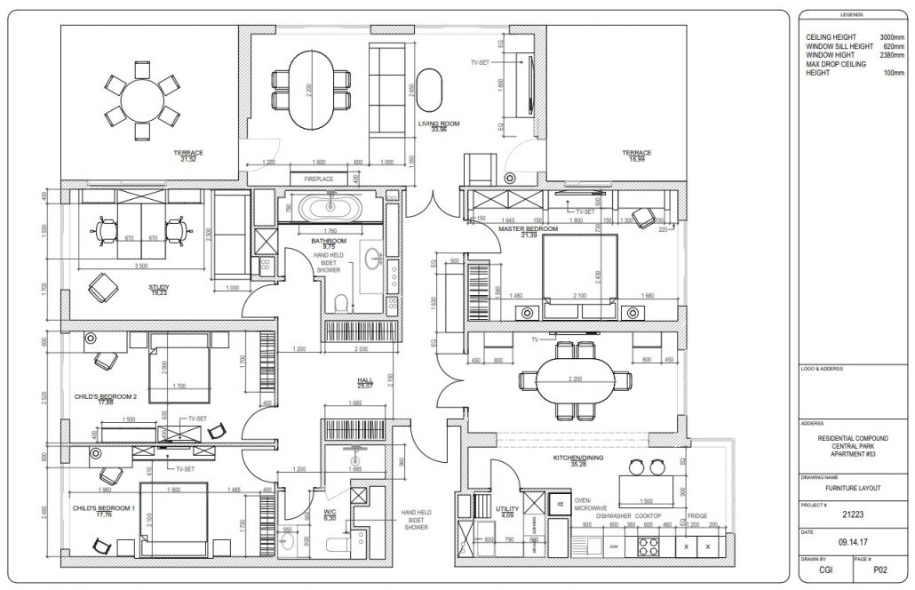 Residential Drafting Services: 7 Key Types of Interior Drawings
