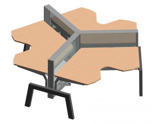 Office Furniture in Revit