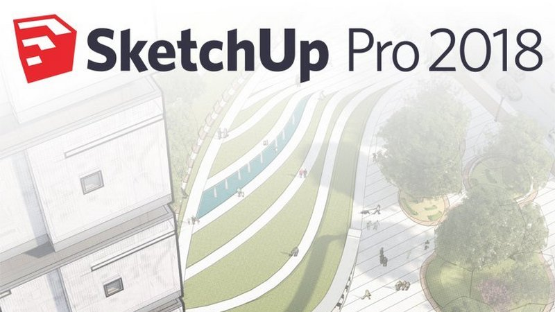 SketchUp Pro Software for Architecture