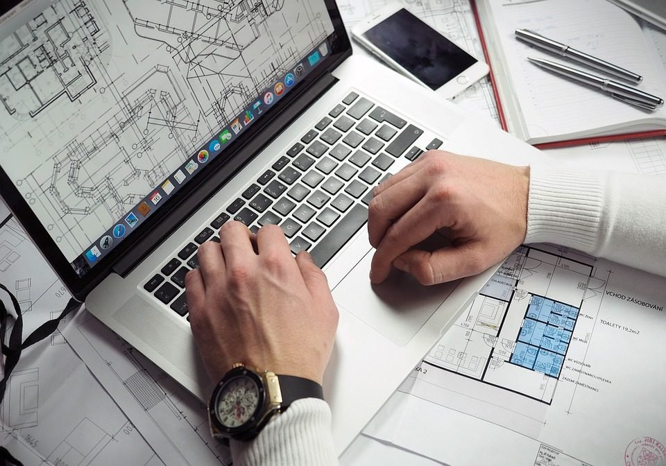 CAD Drawing Services for a Construction Project