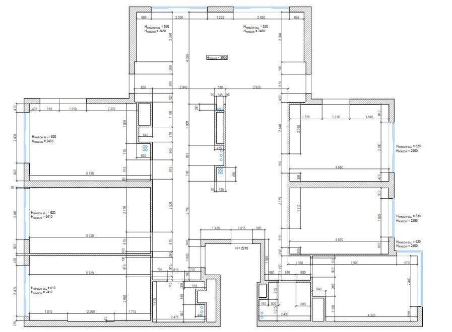 Real Estate Floor Plans: 3 Key Types