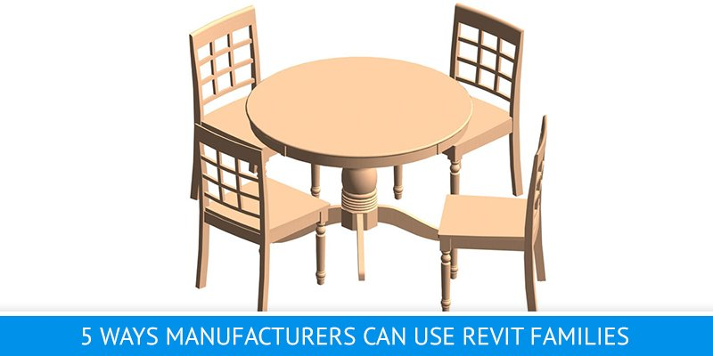 Revit Family Services: How To Use Them For A Manufacturing Business