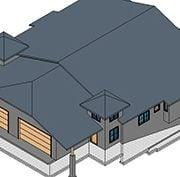 BIM Model for a House
