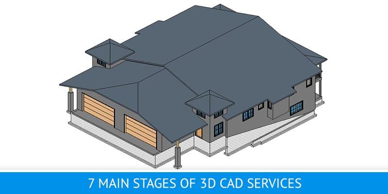 BIM Model for a Building