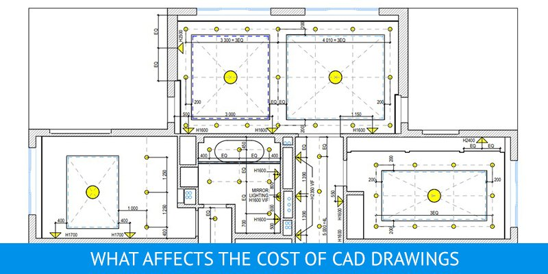 The Pricing for CAD Drafting Services