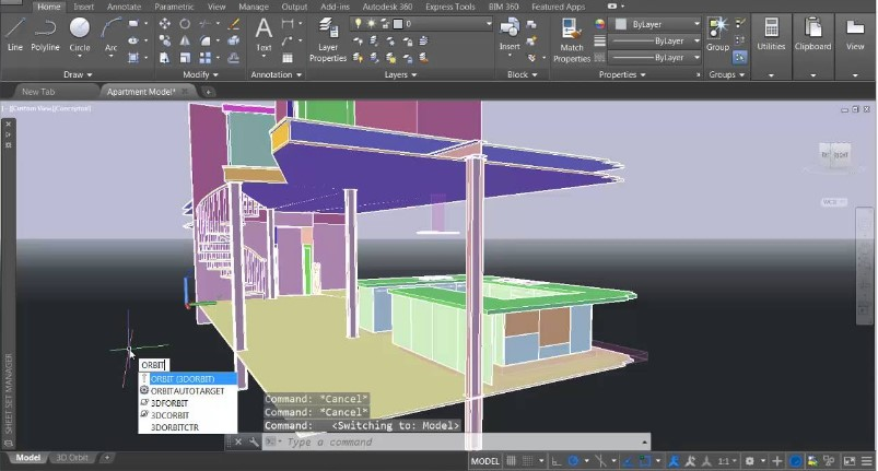 Drafting in AutoCAD: 5 Solid Benefits | ArchiCGI Drawings