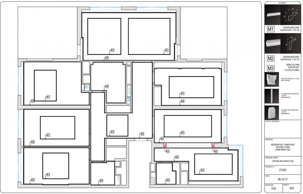 A Design Draft for the Renovation Process
