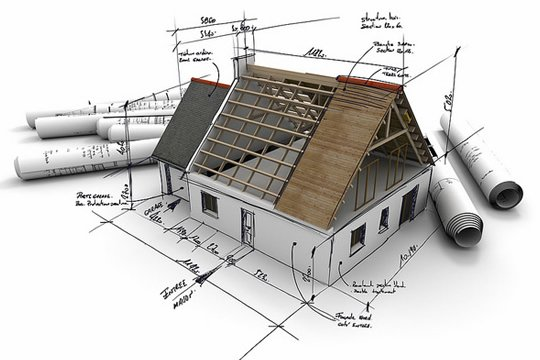 Architectural CAD Drafting for Material Procurement