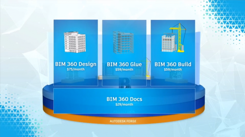 Autodesk BIM 360 Apps