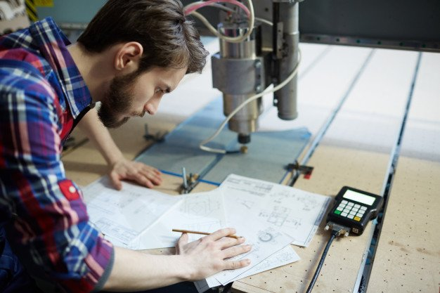 Engineering CAD Drafts for Manufacturing