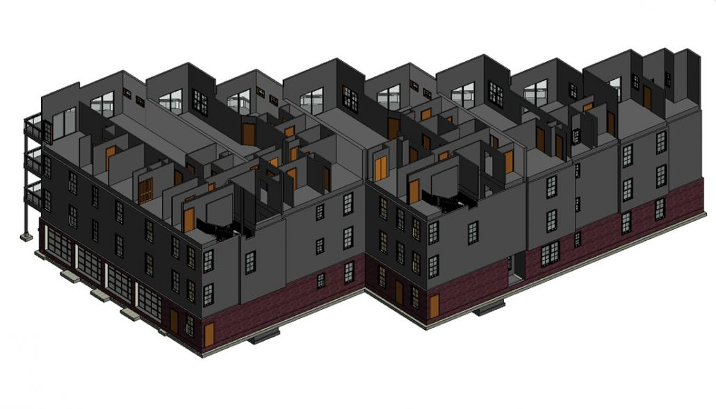 House BIM for an Architectural Project