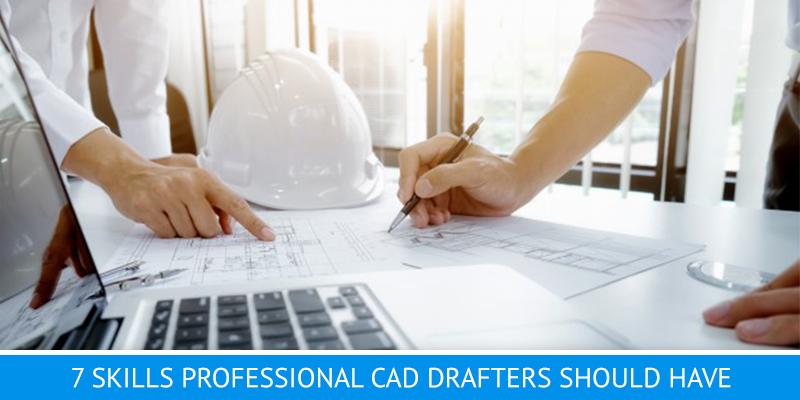 CAD Drafters' Job