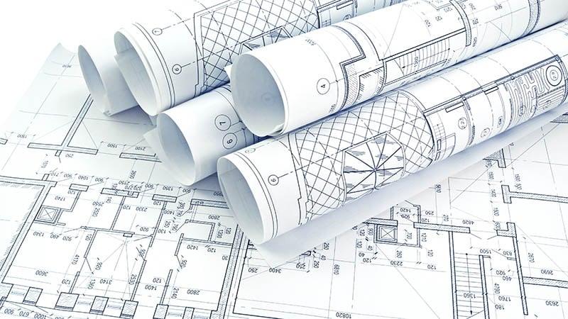 Drawings of Civil Building
