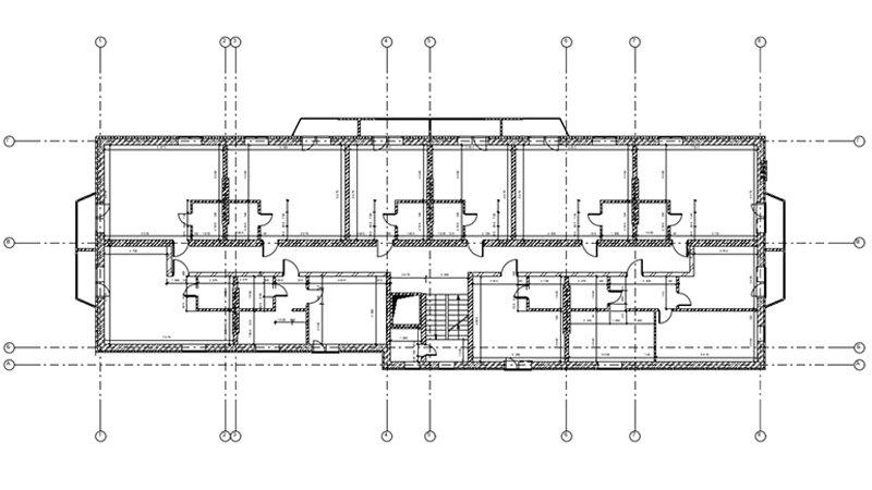 An Architectural Drafting for a Civil Project