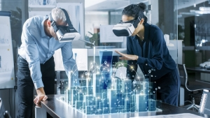 Virtual Reality as a new era of computer-aided drafting capacities