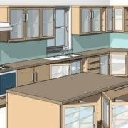 Printing 3D models from Revit: Usages in furniture production