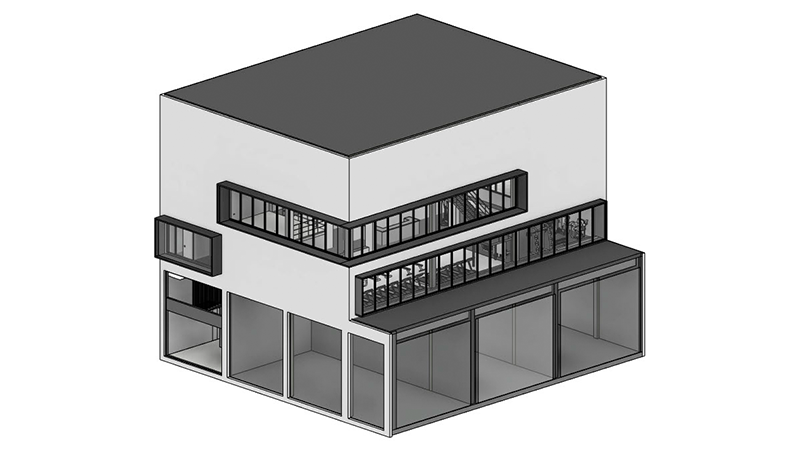 building information modeling software