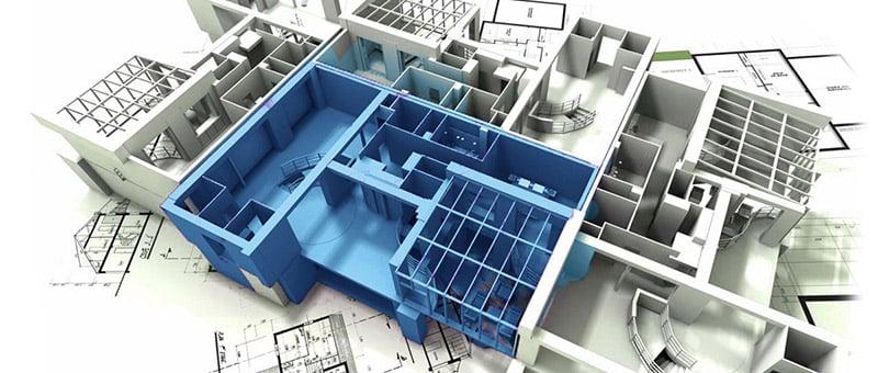 A BIM Model of a Building