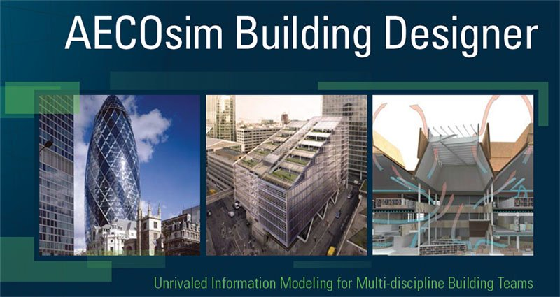 A Presentation Shot for AECOsim BD