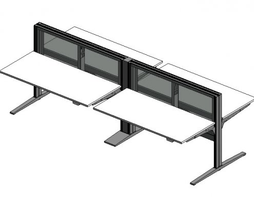 Commercial Furniture BIM