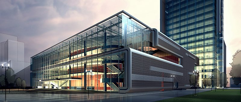 3D Visualization for Commercial Architecture