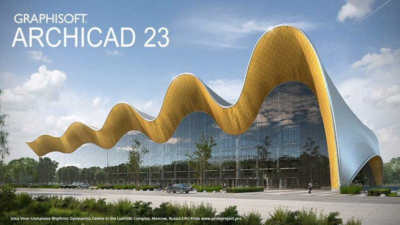 A Commercial Pic for ArchiCAD 23 Program