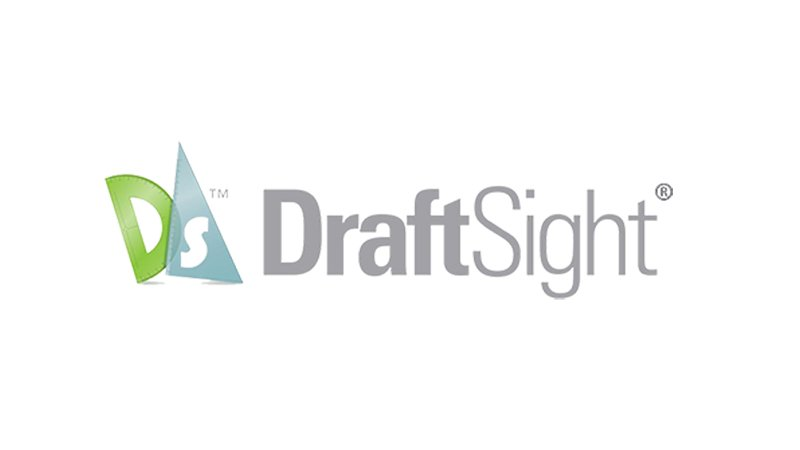 A Logo Pic for DraftSight Program