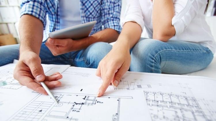 Floor plan explanation: Personalization