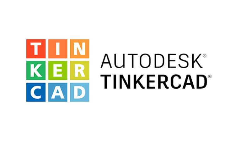 A Logo of TinkerCAD Drafting Program