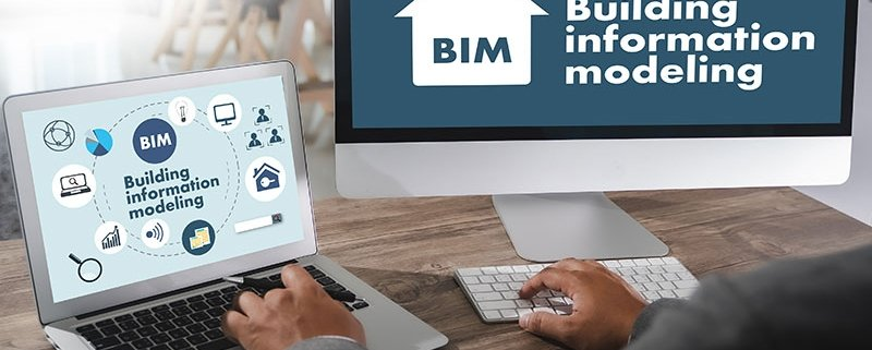A Man Learning How to Use 3D and BIM Software