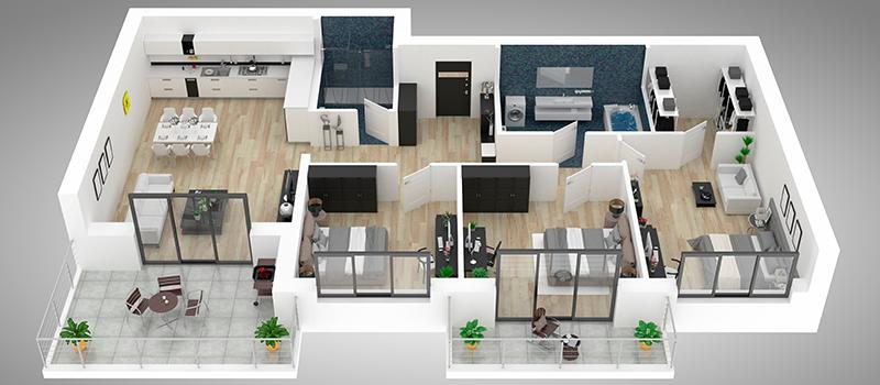 Real Estate House Plans for Realtors
