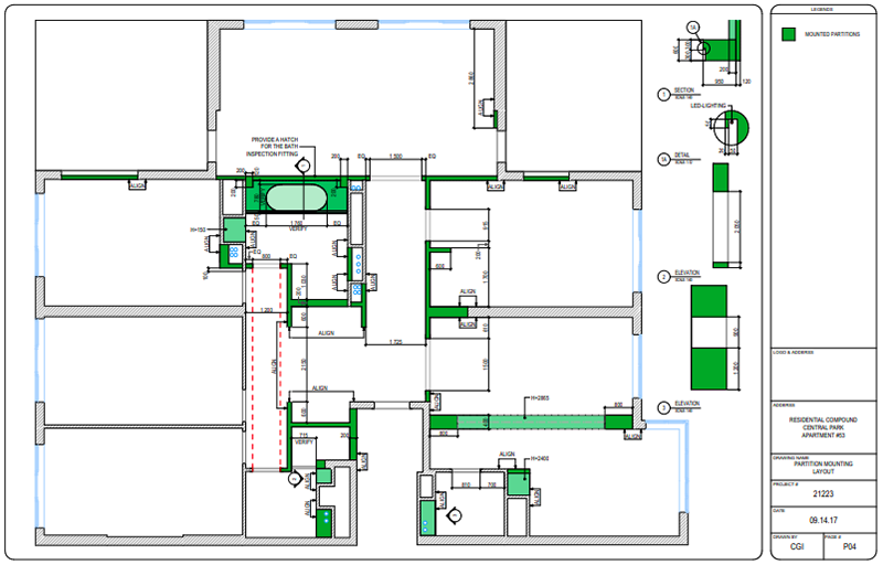 House Floor Plans Dismantling Layouts