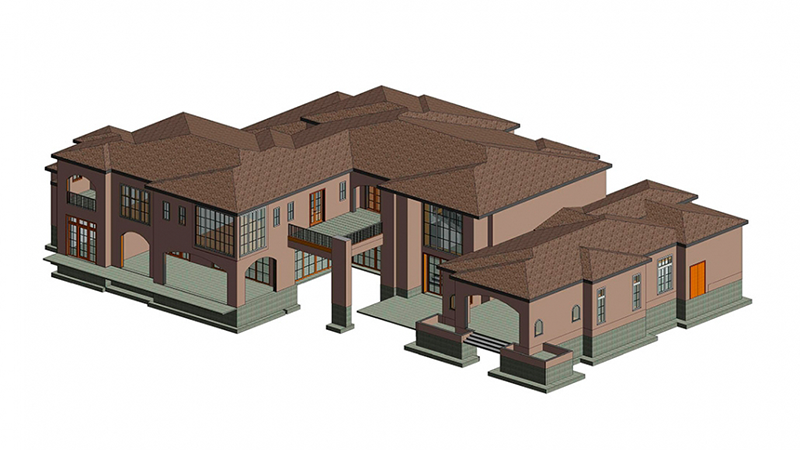 3D Drafting Services for Architects