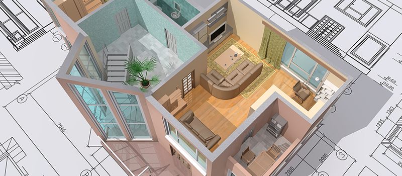 Advantages of CAD for Interior Design Drafting